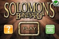 Video Game: Solomon's Boneyard