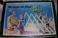 Board Game: Wir bauen ein Haus