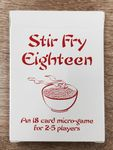 Stir Fry Eighteen
