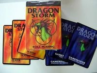 Board Game: Dragon Storm