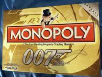 James Bond Monopoly 50th Anniversary Board Game