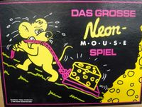 Board Game: Das grosse Neon-Mouse-Spiel