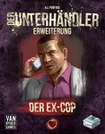 Board Game: Hostage Negotiator: Abductor Pack 3