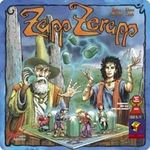 Board Game: Zapp Zerapp