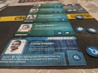 Board Game: Detective: A Modern Crime Board Game