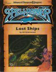 RPG Item: SJR1: Lost Ships