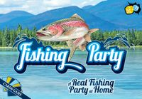 Board Game: Fishing Party
