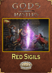 RPG Item: Gods and Masters: Red Sigils
