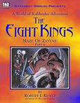 RPG Item: M4: The Eight Kings (d20 system)