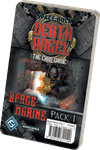 Board Game: Space Hulk: Death Angel – The Card Game: Space Marine Pack 1