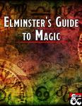 RPG Item: Elminster's Guide to Magic