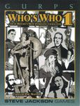 RPG Item: GURPS Who's Who 1