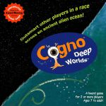 Board Game: Cogno: Deep Worlds