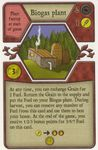 Board Game: Agricola: Biogas Plant Promo Card