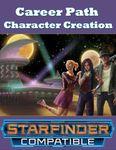 RPG Item: Career Path Character Generation