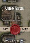 RPG Item: Village Streets (Day)