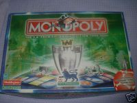 Board Game: Monopoly: FA Premier League