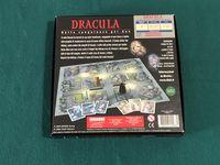 Board Game: Dracula