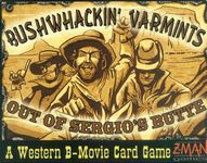 Board Game: Bushwhackin' Varmints out of Sergio's Butte