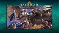 Video Game: Talisman: Digital Edition - The Highland Expansion