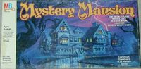 Board Game: Mystery Mansion