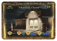 Board Game: Fleet: Wharfside Casino
