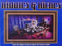 Board Game: Riddles & Riches