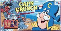Board Game: Capn Crunch Island Adventure Game
