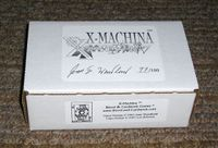 Board Game: X-Machina