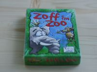 Board Game: Frank's Zoo
