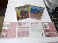 RPG Item: RuneQuest: Player's Box
