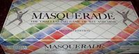 Board Game: Masquerade