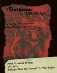 """RPG Item: Free Content Friday Vol. 002: Things That Go """"Crash"""" In The Night..."""