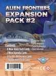 Board Game: Alien Frontiers: Expansion Pack #2