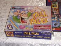 Board Game: Tall Tales