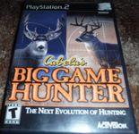 Video Game: Cabela's Big Game Hunter