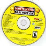 Video Game: Construction Destruction