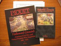 Board Game: Piquet: Hallowed Ground