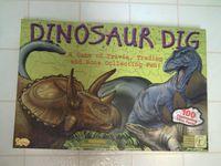 Board Game: Dinosaur Dig
