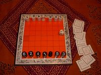 Board Game: Ganoven Jagd