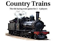Board Game: Country Trains