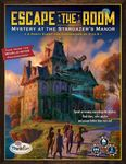 Board Game: Escape the Room: Mystery at the Stargazer's Manor