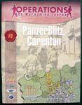 Board Game: PanzerBlitz: Carentan