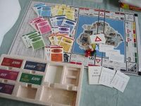 Board Game: Sheffield Shares