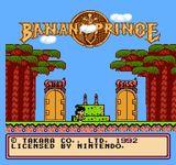 Video Game: Banana Prince