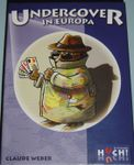 Board Game: Undercover in Europa