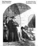 RPG Item: The Extraction: An Adventure for Musketeers, 1628