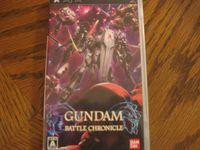 Video Game: Gundam Battle Chronicle