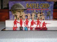 Board Game: Battle Grid