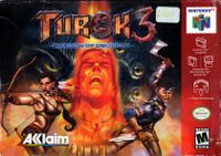Video Game: Turok 3: Shadow of Oblivion